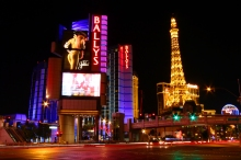 The Paris and Bally's