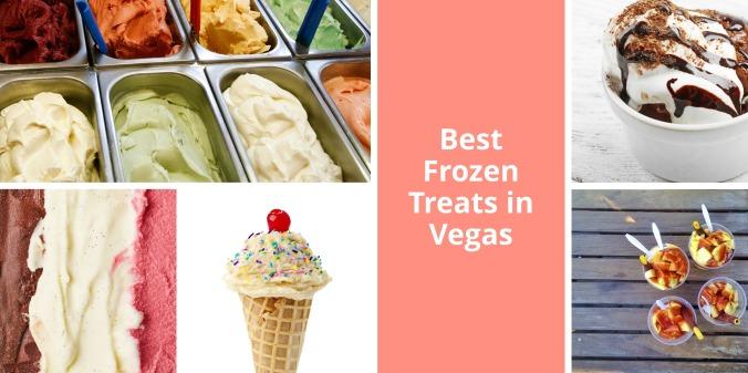 Best Frozen Treats in Vegas