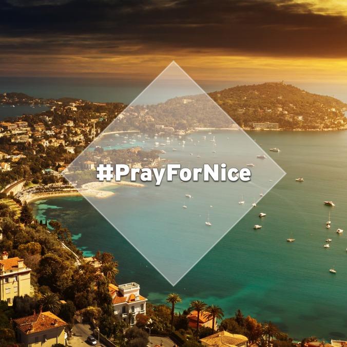 #PrayForNice