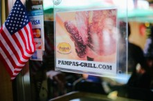 Pampas Grill at the Original Farmers Market in L.A.
