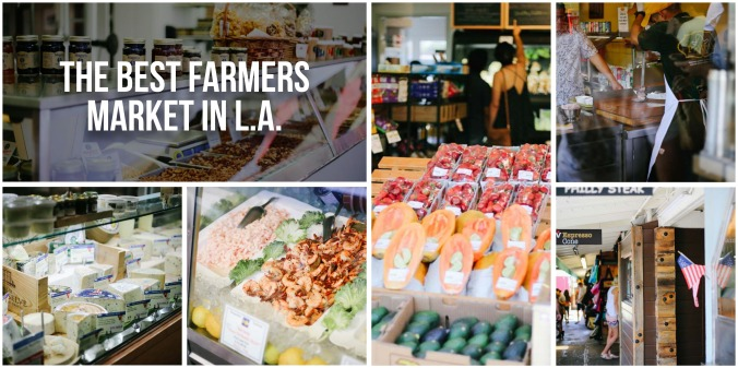 Best Farmers Market in L.A.