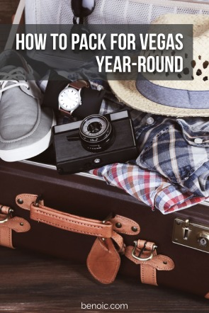 How to Pack for Vegas Year-Round
