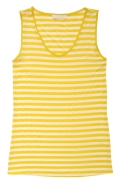 sleeveless tee shirt