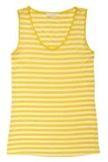 sleeveless tee shirt