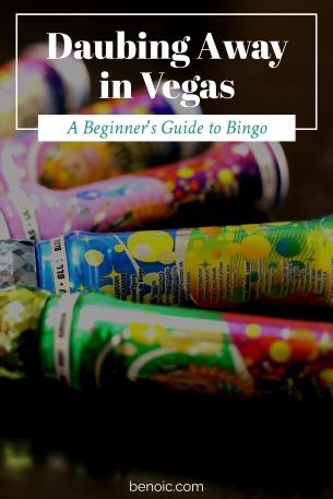 Daubing Away in Vegas: A Beginner's Guide to Bingo