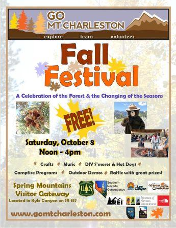 Mt Charleston Fall Festival 2016