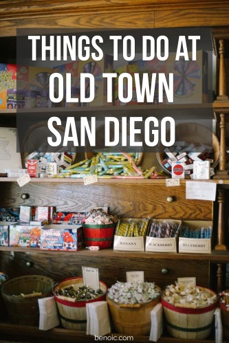 things to do at old town san diego