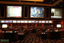Bellagio Sportsbook in Las Vegas