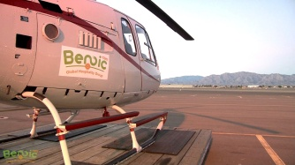 Benoic Helicopter