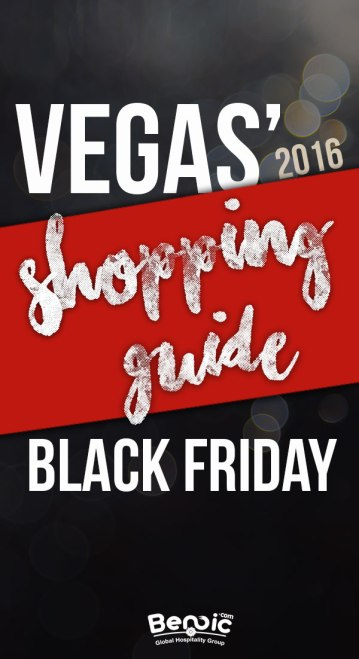Black Friday Shopping Guide in Vegas