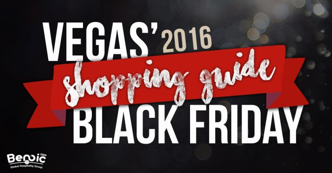 Black Friday Shopping in Vegas 2016