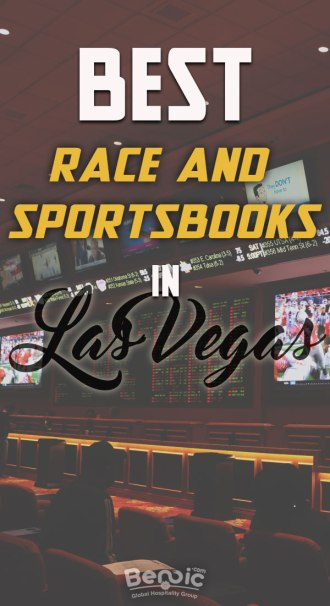 best race and sportsbooks in Las Vegas