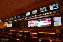 Southpoint Sportsbook in Las Vegas