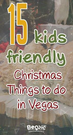 15 kid-friendly things to do in Las Vegas